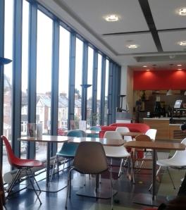 Pegasus Cafe interior BLOG